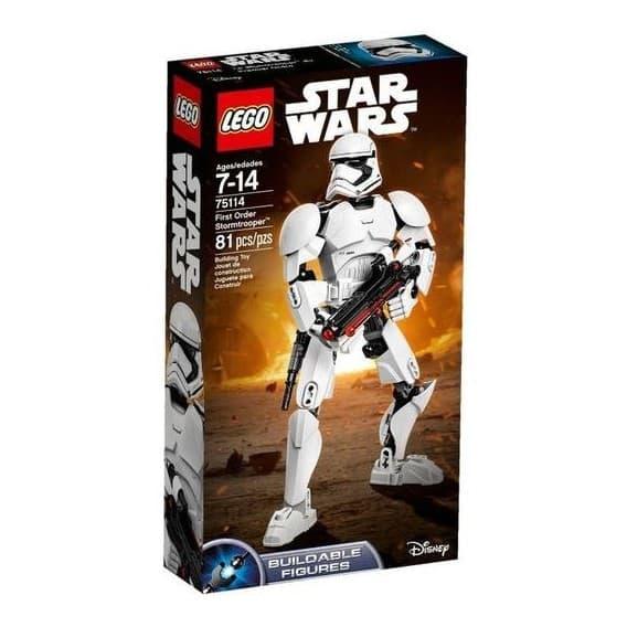 Конструктор Lego Звездные войны Villain Trooper Confidential