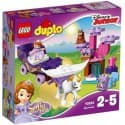 Конструктор Lego Дупло Волшебная карета Софии Прекрасной