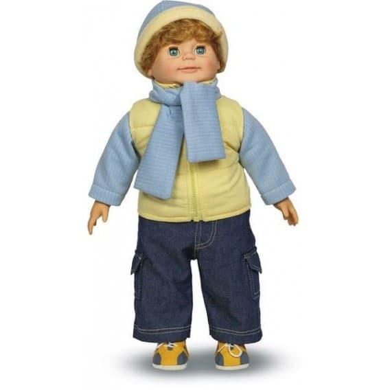 Кукла Егорка 4 озвученная