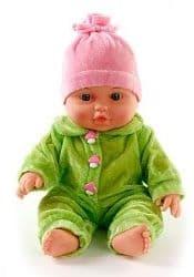 Кукла Малышка 11 девочка