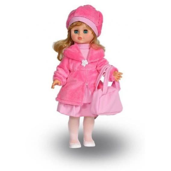 Кукла Оля 1 озвученная