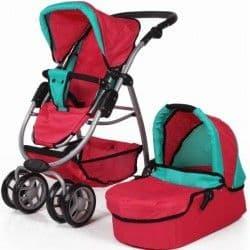 коляска для кукол Melobo 9662