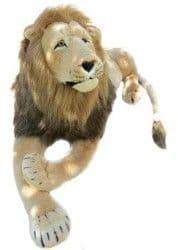 Мягкая игрушка Лев большой