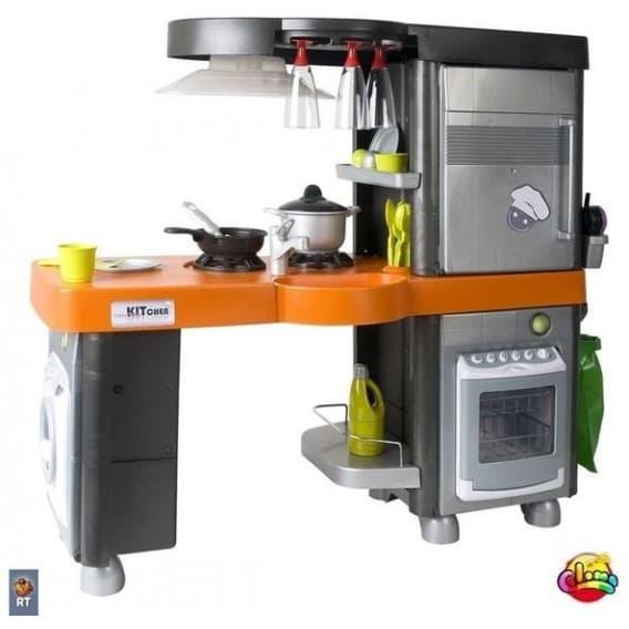 Кухня Coloma с игровым модулем