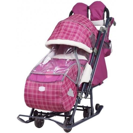 Санки - коляска Ника Детям 7-4