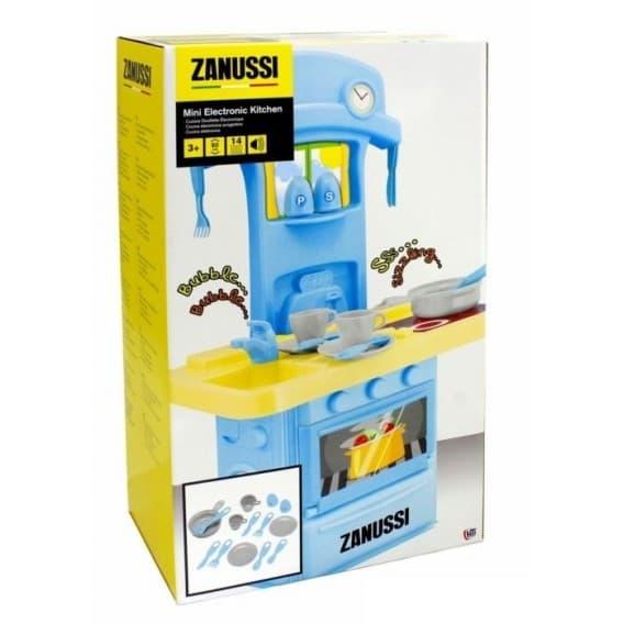 Детская кухня Zanussi (свет, звук)