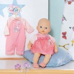 Кукла Baby Annabell с дополнительной одеждой, 36 см