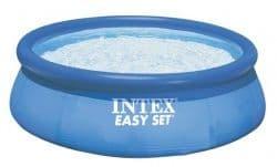 Надувной бассейн Easy Set Pool Intex 244х76 см