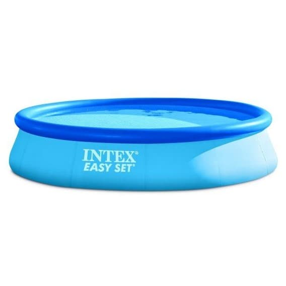 Надувной бассейн Easy Set Pool Intex 396х84 см