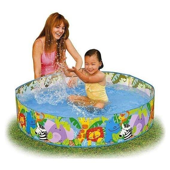 Каркасный бассейн Джунгли Intex 122 x 25 см