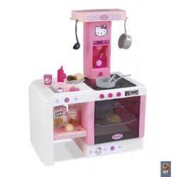 Электронная кухня mini Tefal Cheftronic Hello Kitty