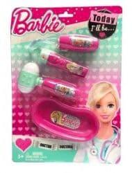 Игровой набор юного доктора Barbie на блистере D121D