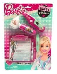 Игровой набор юного доктора Barbie на блистере D121B