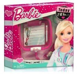 Игровой набор юного доктора Barbie компактный D122B