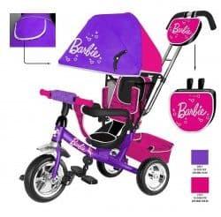 Трехколесный велосипед Barbie модель 2018 года