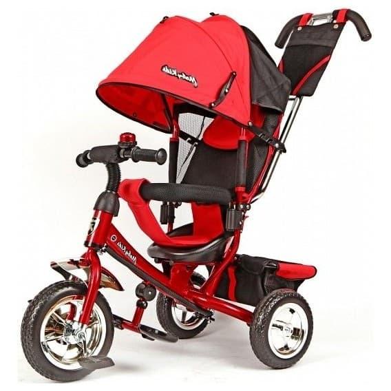 Трехколесный велосипед Moby Kids Comfort
