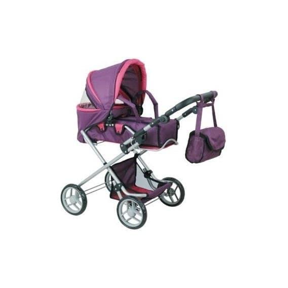 Высокая коляска-трансформер Buggy Boom Infinia 8456С