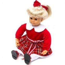 Кукла интерактивная Настенька с мобильным приложением