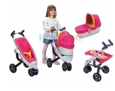 Игрушечная коляска Smoby Maxi-сosi