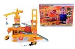 Игровой набор строительная площадка
