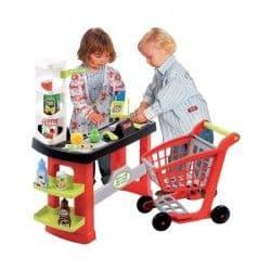Набор Супермаркет с тележкой