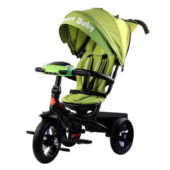 Детский трехколесный велосипед Smart Baby 2018