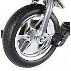 """Колесо EVA 10"""" для трехколесных велосипедов"""
