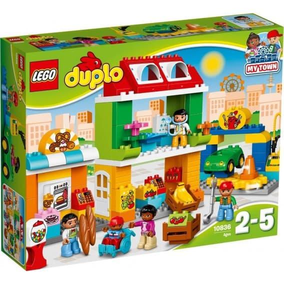 Конструктор LEGO DUPLO Городская площадь