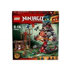 Конструктор LEGO Ninjago Железные удары судьбы