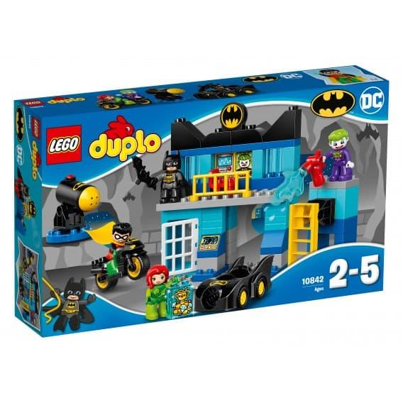 Конструктор LEGO DUPLO Бэтпещера