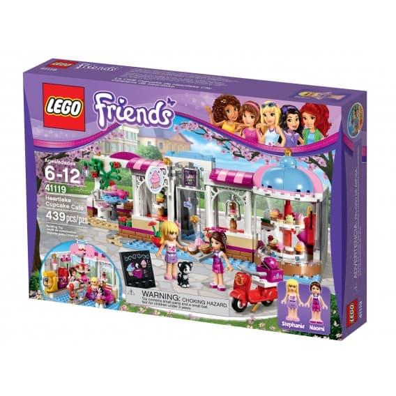Конструктор LEGO Friends Кондитерская