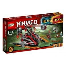 Конструктор LEGO Ninjago Алый захватчик