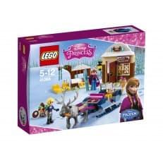 Конструктор LEGO Disney Princess Анна и Кристоф прогулка на санях