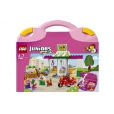 Конструктор LEGO Juniors Чемоданчик Супермаркет