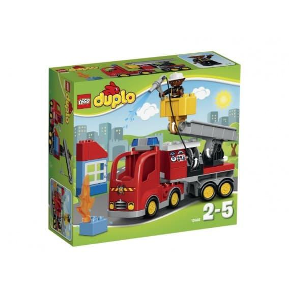 Конструктор LEGO DUPLO Пожарный грузовик
