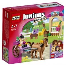 Конструктор LEGO Juniors Карета Стефани