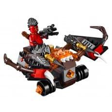 Конструктор LEGO Nexo Knights Шаровая ракета