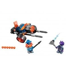 Конструктор LEGO Nexo Knights Самоходная артиллерийская установка королевской гвардии