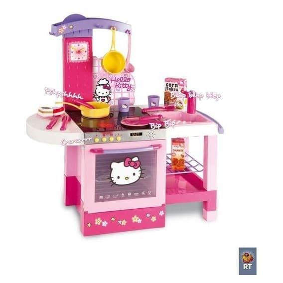 Кухня Hello Kitty с игровым модулем