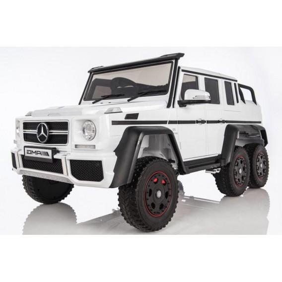 Электромобиль Mercedes Benz G63 AMG 4WD X555XX