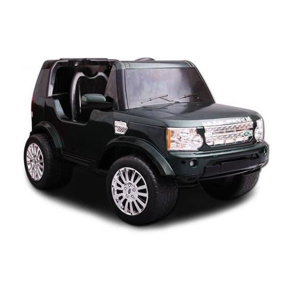 Детский электромобиль Land Rover Discovery купить, лучшая цена