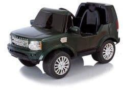 Электромобиль для детей Land Rover Discovery с пультом управления