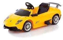 Lamborghini Murciealgo LP 670-4 SV (желтая)