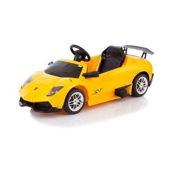 Детские электромобили Lamborghini Murciealgo LP 670-4 SV с радиоуправлением купить, лучшая цена