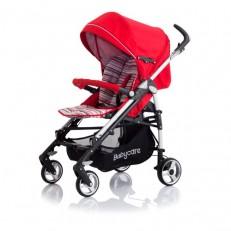 Коляска-трость Baby Care - GT4, Red