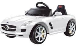 Mercedes-Benz SLS AMG (белая, красная)