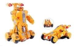 Радиоуправляемый робот трансформер