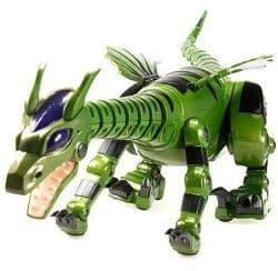 Радиоуправляемый динозавр-рептилия Fire Dragon