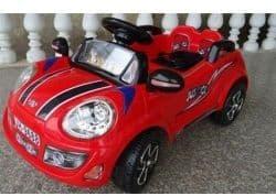 Детский электромобиль с радиоуправлением
