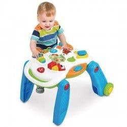 Музыкальный игровой столик-ходунок Weina
